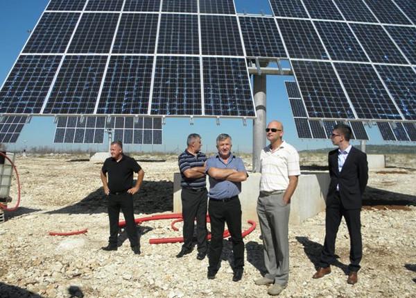 Stolac: Firme Pažin i Energosol dobile koncesije za gradnju solarnih elektrana