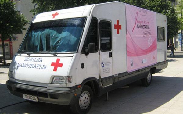 Sutra besplatni mamografski pregledi u Stocu