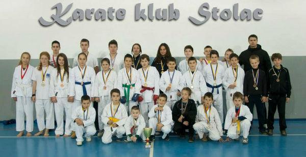 Karate klub Dubrave-Stolac proslavlja 25 godina postojanja