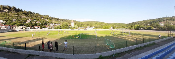 HNK Stolac remizirao na domaćem terenu