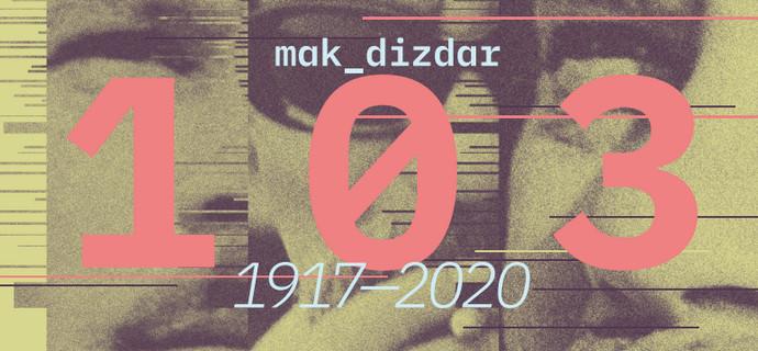 Obilježavanje 103. godišnjice rođenja Maka Dizdara