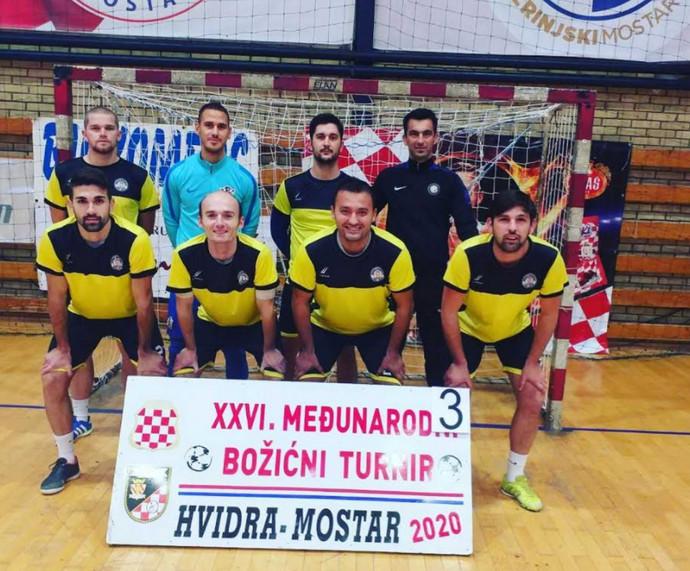 Hvidra-Mostar 2020: Marko Bošković Stolac uvjerljivo slavio u osmini finala