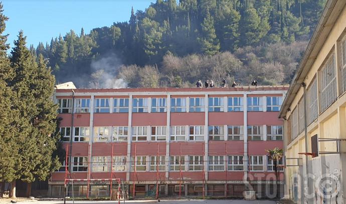 Srednja škola Stolac uskoro u novom izdanju. U tijeku radovi vrijedni pola milijuna KM
