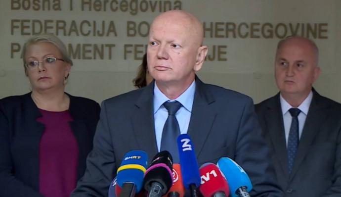 """Bošković: Hrvati hoće birati svog predstavnika, ne """"pripadnika"""""""