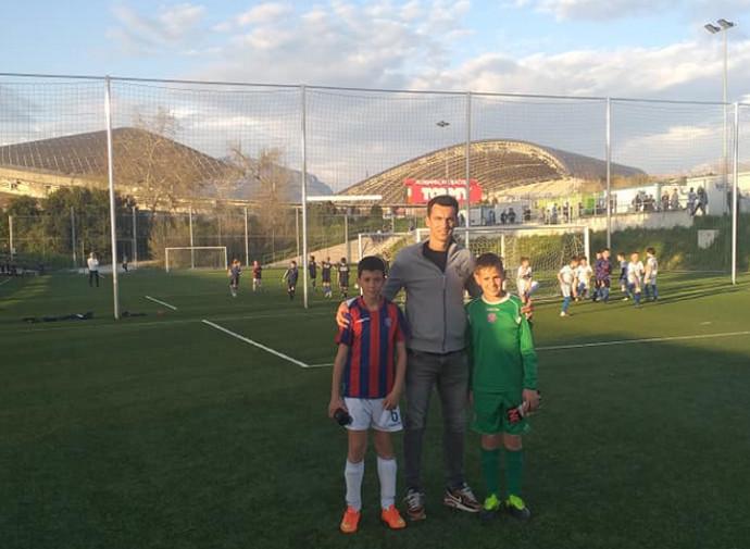 Dva mlada nogometaša HNK Stoca sudjelovali u Hajdukovom kampu
