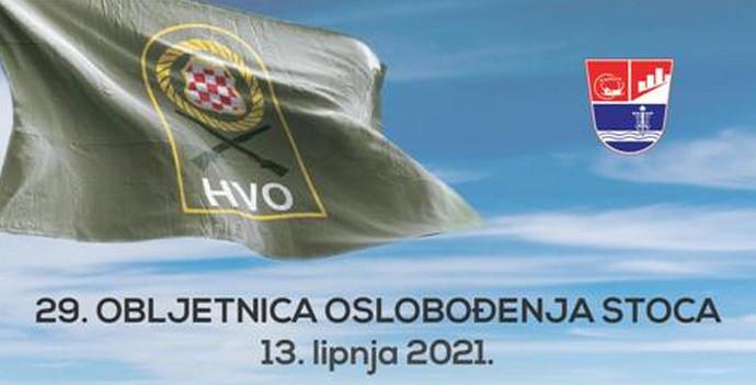 Najava: Program obilježavanja 29. obljetnice oslobođenja općine Stolac