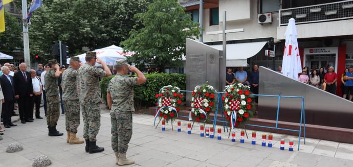 Foto: Proslavljena 29. obljetnica oslobođenja općine Stolac
