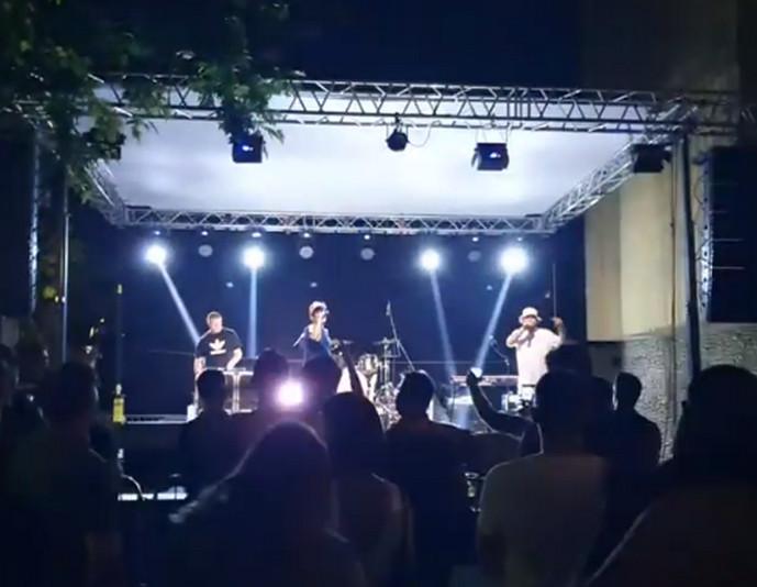 Stolac: Vinko Ćemeraš&Talvi Tuuli i Who See odličnim koncertom zatvorili SMART Fest