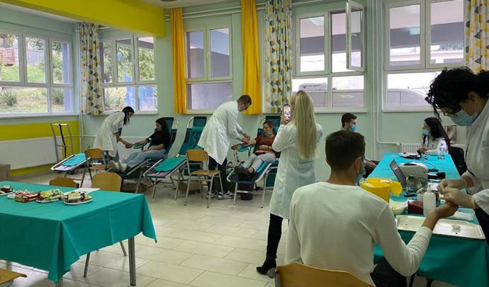 Stolac: Održana akcija dobrovoljnog darivanja krvi