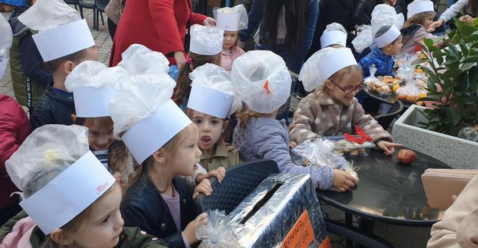 Stolac: Najmlađi danas obilježili Dane kruha