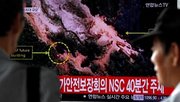 Kineski znanstvenici: Mjesto nuklearnih testova Sjeverne Koreje je potpuno uništeno