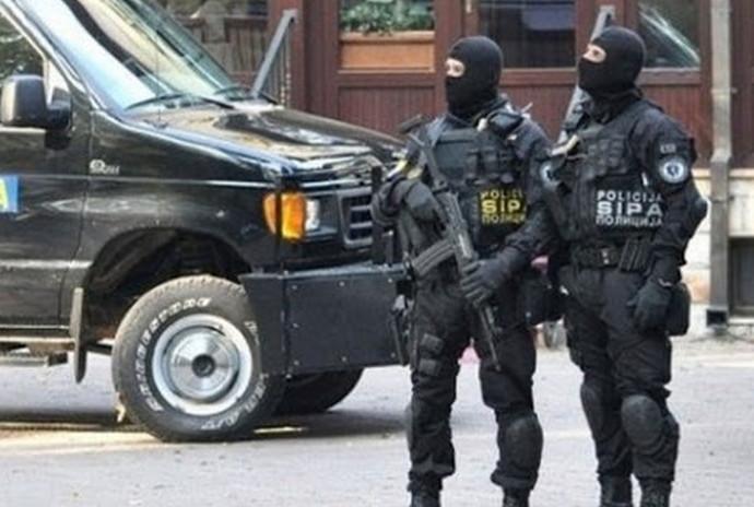 SIPA pretražila drogu na nekoliko lokacija