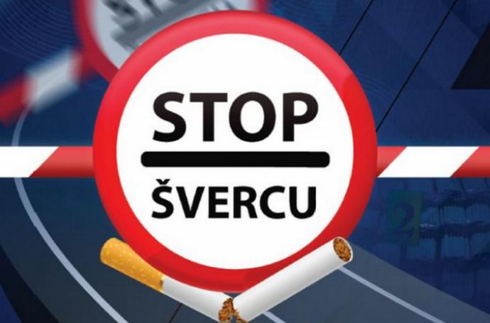 """Počela kampanja UIO BiH """"Stop švercu"""", fokus na cigaretama"""