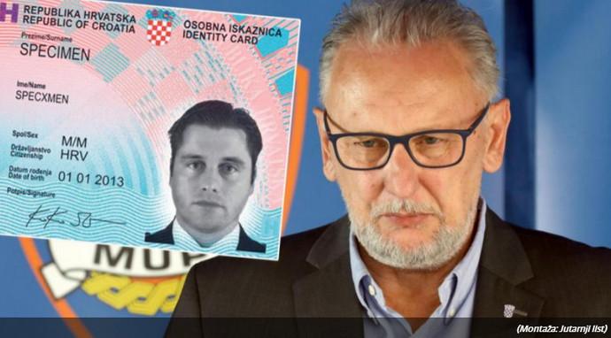 Hrvatska: Osobna iskaznica će ujedno biti i zdravstvena, neće ih više izdavati MUP