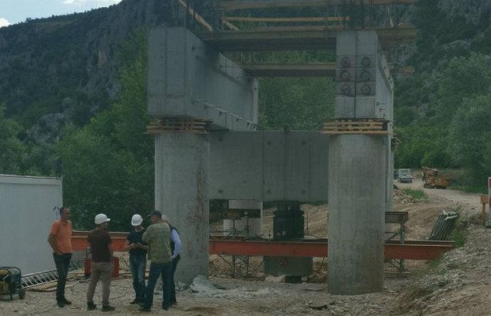 Kod Počitelja niču temelji najvišeg mosta na Koridoru 5C