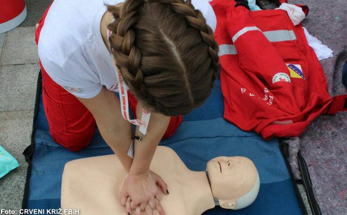 Svjetski dan reanimacije: I tvoje ruke mogu spasiti život