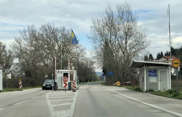 Novi granični prijelaz Doljani koštat će 4,2 milijuna KM