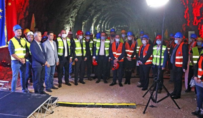 VIDEO: Završeni radovi na probijanju tunela Počitelj