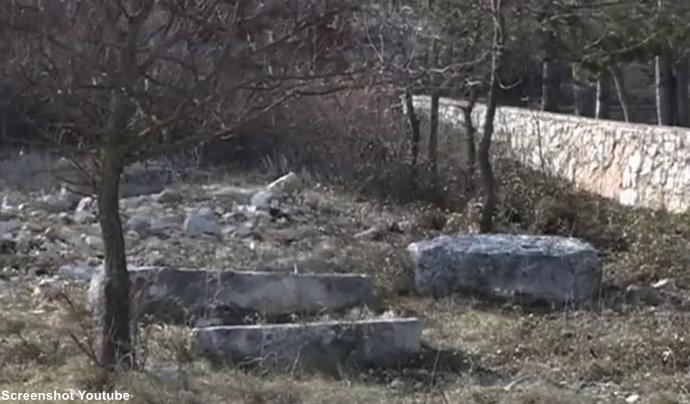 Video: U mjestu Polog kod Mostara do sad otkrivena 84 stećka