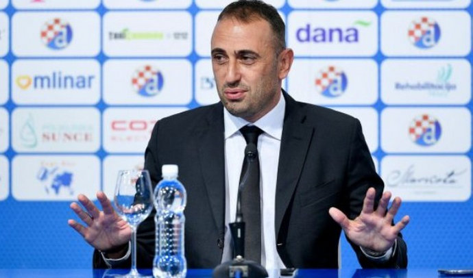 Bivši trener Dinama Ivaylo Petev je novi izbornik nogometne reprezentacije BiH