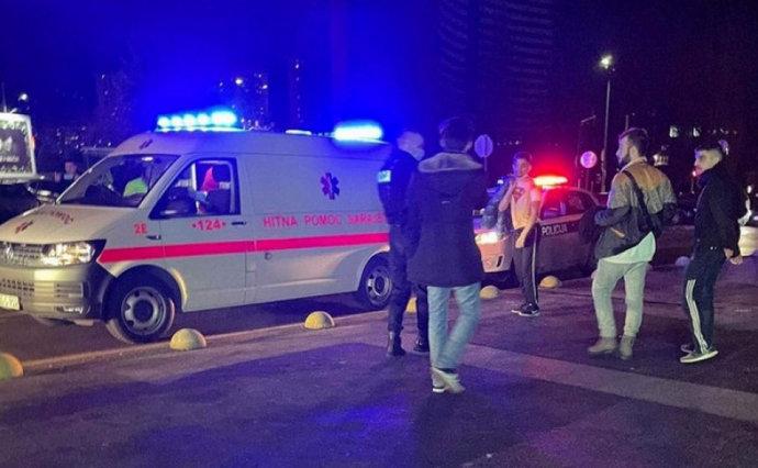 Novi incident s migrantima: Sukob u tržnom centru, jedna osoba završila u bolnici