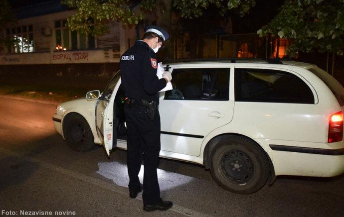 BiH: Zbog registarskih pločica kažnjeno 180 vozača
