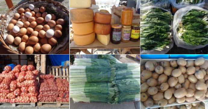 Cijene s tržnice: Krompir pao na 0,2 KM, zelena salata od 2,3 do 3,6 KM
