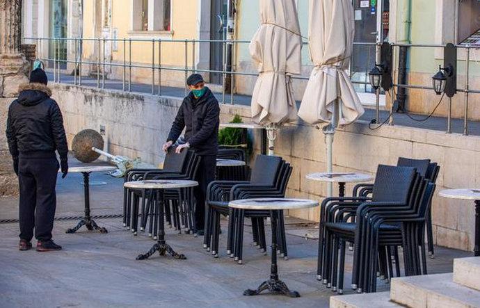 U Hrvatskoj od danas na snazi blaže epidemiološke mjere