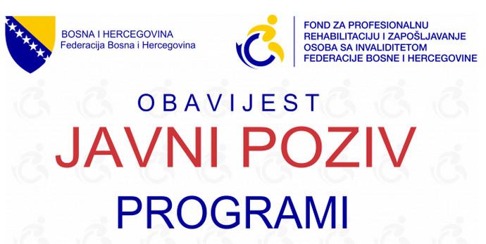 Raspisan poziv: 3,4 milijuna KM za zapošljavanje osoba s invaliditetom