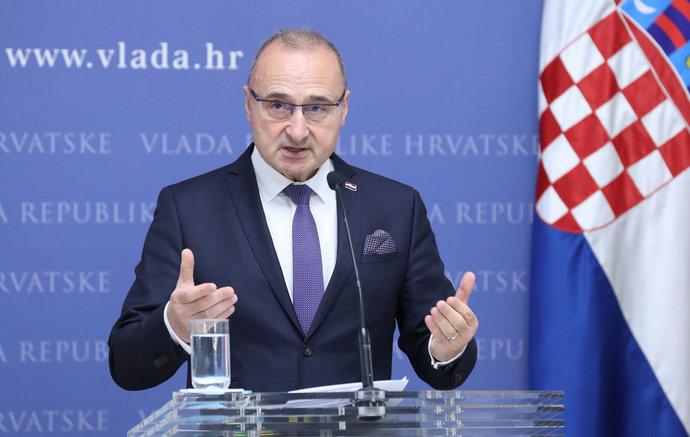 Grlić Radman: Hrvatska je prijatelj BiH, protivi se svakom prekrajanju granica