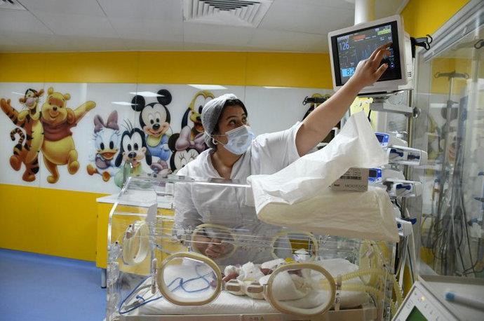 Rođene devetorke u Maroku: Majka i bebe su dobro i zdravo