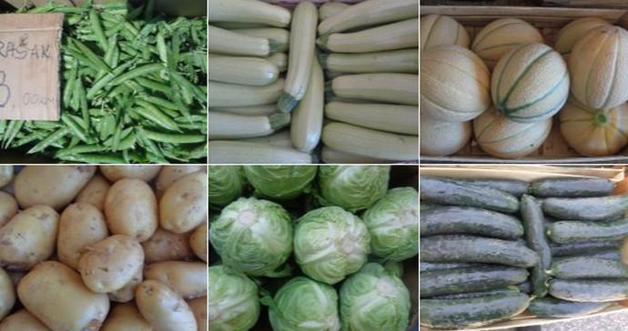 Na veletržnici cijene povrća u blagom padu
