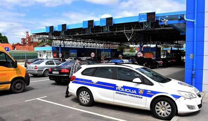 Slovenac švercao drogu iz BiH u Hrvatsku, policija ga uhvatila na granici