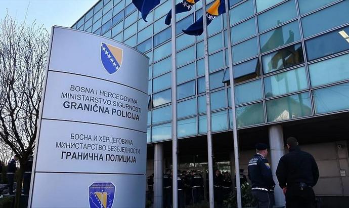 Akcija SIPA-e: Uhićena dva granična policajca i posrednik