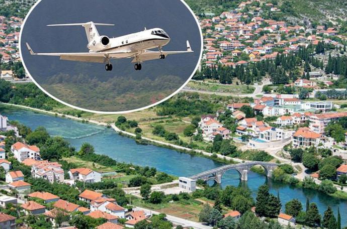 Zbog aerodroma u Trebinju pomjerena trasa jadransko-jonske magistrale