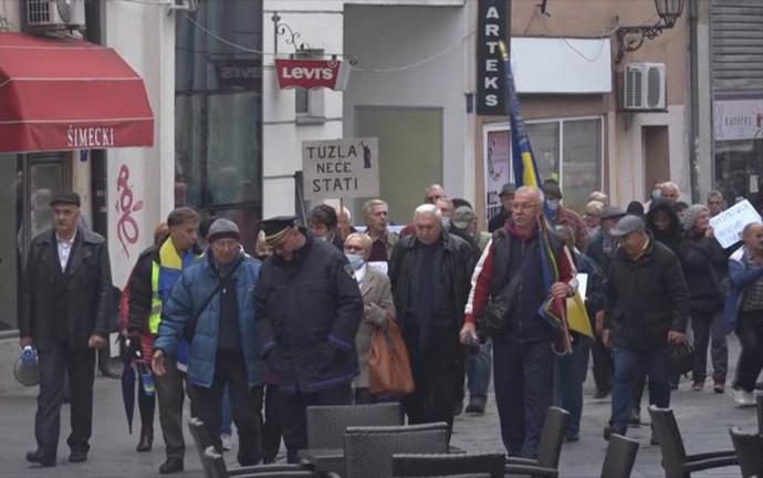Ultimatum umirovljenika ili izlaze na ulicu