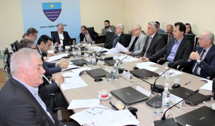 Vlada HNŽ-a: Donesen niz odluka, nastavljena potpora braniteljskoj populaciji