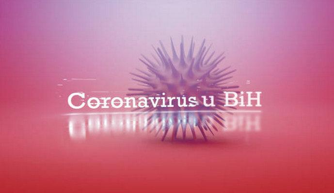 BiH: 1.179 novih slučajeva zaraze koronavirusom, preminule 62 osobe