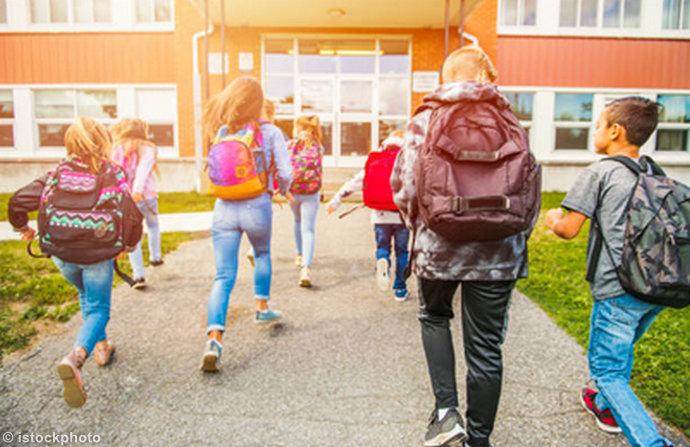 Učenici u Hercegovačko-neretvanskoj županiji 7. rujna u školskim klupama