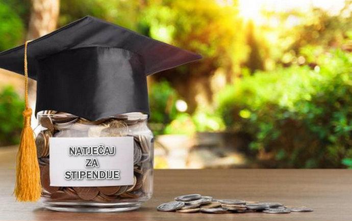 Natječaj za dodjelu stipendija za dodiplomske i poslijediplomske studije