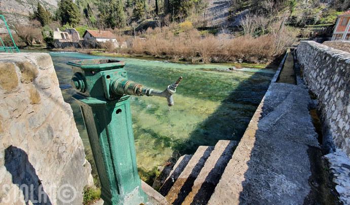 Stolac: Obavijest o nestanku vode