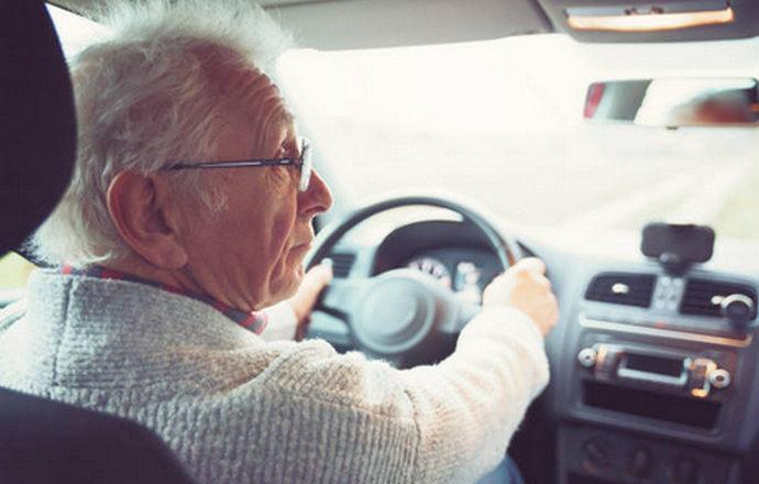 70-godišnjaci su najsigurniji vozači