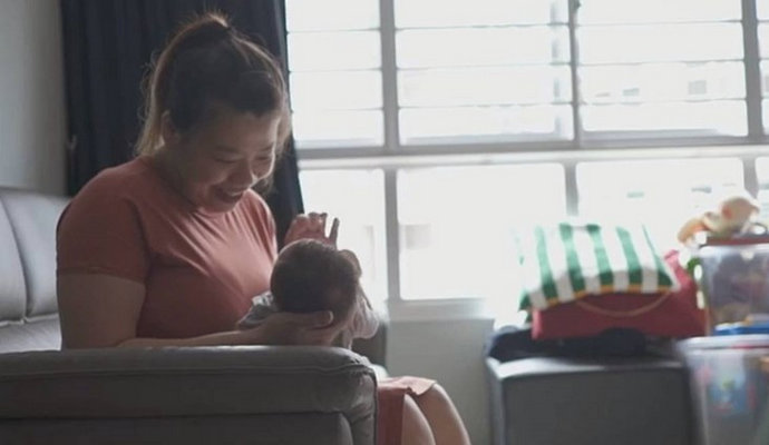 Žena rodila bebu s antitijelima za covid-19