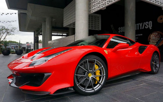 Ferrari 488 (Pista/Tip F142) je najskuplji auto koji je uvezen u BiH u 2020. godini