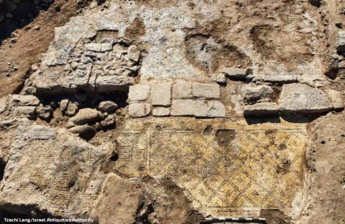 """Arheolozi u Izraelu otkrili natpis star 1500 godina: """"Krist, rođen od Marije"""""""