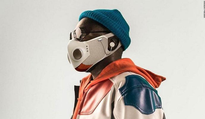 Ova maska košta 300 dolara, a evo i zašto